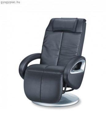 Masszázs szék ütögető, gyúró és gördülő Shiatsu masszázzsal