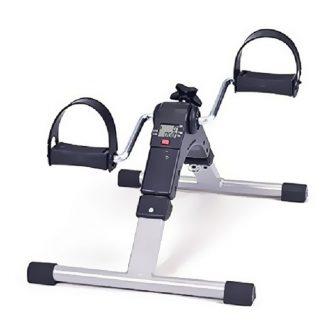 Pedálos edzőgép digitális kijelzővel