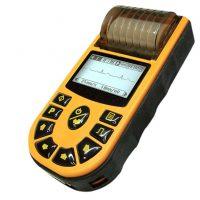 Hordozható kisméretű zseb EKG készülék CMS-80A szoftverrel és PC kábellel