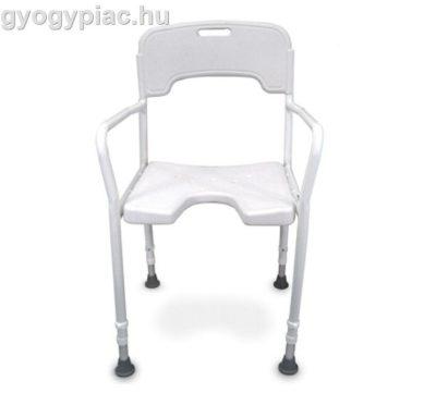 Zuhanyzó szék karfával | Unizdrav