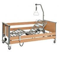 Elektromos betegágy / ápolási ágy MEDIGOFIT-S 225 kg-ig 24 hó garanciával