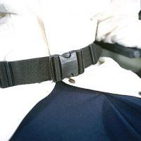 Kerekesszék biztonsági deréköv 180 cm Medigor