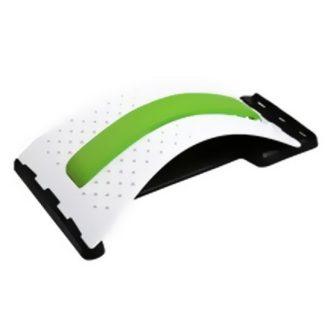 GerincDoktor Plus gerincvédő (hátnyújtó pad) párnával és akupunktúrás masszázstüskékkel