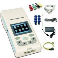 Hordozható EKG készülék CONTEC CMS 90A 3 csatornás