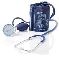 Vérnyomásmérő órás STETOPLUS fonendoscóppal