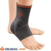 ORLIMAN SPORT elasztikus bokaszorító szilikonbetéttel - PREMIUM