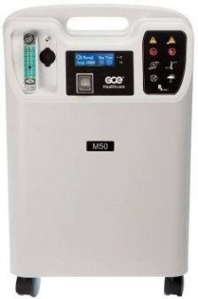 GCE m50 oxigénkoncentrátor (oxigén koncentrátor) 3 év garancia