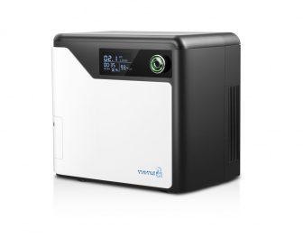 Hordozható oxigén koncentrátor, oxigén generátor 2 év garanciával, kis méretű, csendes működésű