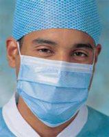 Sebészeti egyszerhasználatos maszk 50 db/cs