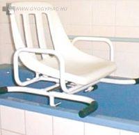 B 4295 Kifordítható KÁDÜLŐKE, kádra helyezhető ülőke