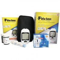 Finetest Premium AKCIÓ + 50 db tesztcsík; + 50 db ujjbegyszúró tű