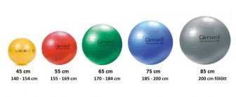 QMED-Fizioball