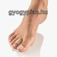 Textil lábgyűrű BORT PediSoft