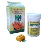 Wellmed EasyTouch GU és GCU készülékhez húgysav Tesztcsík 25 db Uric Acid