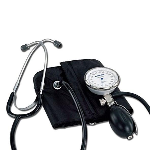 Vérnyomásmérő Riester Sanaphon, integrált fonendoszkóppal