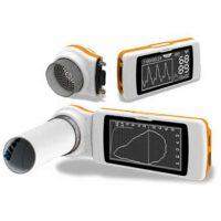 Spirométer SPIRODOC pulzoximéterrel, 1 db eh. Turbinával