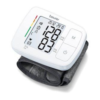 Beurer BC 21 beszélő csuklós vérnyomásmérő 5 év garancia, kifutó termék