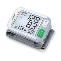 Beurer BC 51 csuklós vérnyomásmérő 12,5-21 cm kerületű csuklóhoz 5 év garanciával