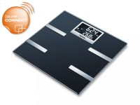 Beurer BF 700 Üveg diagnosztikai mérleg Bluetooth 5 év garancia
