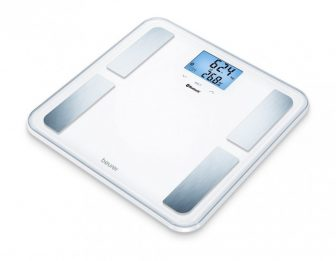 Beurer BF 850 Üveg diagnosztikai mérleg Bluetooth (fehér) 5 év garancia