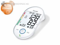 Beurer BM 55 Felkaros vérnyomásmérő 3 év garanciával