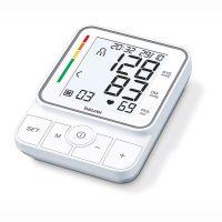 Beurer BM 51 EASYCLIP felkaros vérnyomásmérő 5 év garanciával