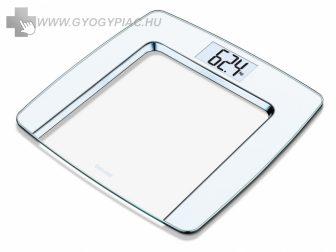 Beurer GS 490 White üvegmérleg 5 év garanciával