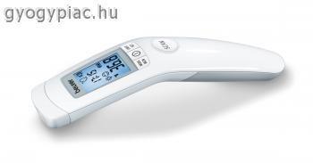 Beurer ft 90 Digitális lázmérő érintkezésmentes 3 év garanciával